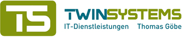 Logo TwinSystems, webEdition Experte aus Hannover